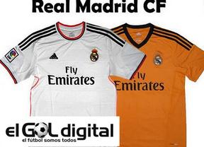 Filtran las supuestas camisetas del Real Madrid para la próxima temporada 2013/2014
