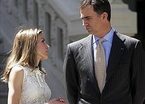 Los Príncipes de Asturias inauguran el curso escolar en España y lo hacen en Fuensalida