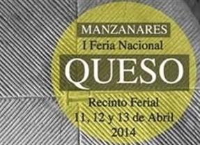 La II Feria del Queso de Manzanares espera superar 14.000 visitas