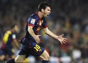 0-8. El Barça se ensaña con un Córdoba casi en Segunda
