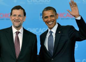 Obama si ve recuperación económica en España y felicita a Mariano Rajoy en el G-20