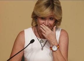 Aguirre se pone poética con la independencia catalana: