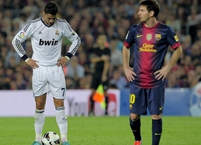 Ronaldo sube pero sigue por debajo de su 'eterno rival' Messi en el ranking de la regularidad