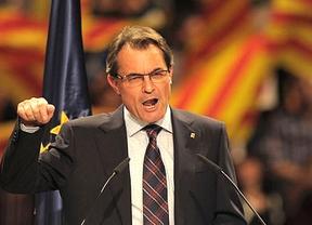 A Rajoy se le 'rebelan' los barones de Extremadura, Madrid, Aragón y Galicia a cuenta del déficit de Cataluña