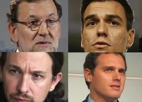 Periodistas en campaña se quejan del 'alejamiento' de Rajoy y Sánchez