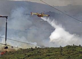 279 incendios en Castilla-La Mancha este año