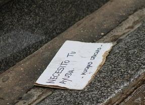 España, a la altura de Grecia y Rumanía en población con riesgo de pobreza