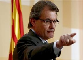 Artur Mas baja el tono: