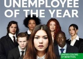 La campaña publicitaria más polémica: Benetton busca el 'parado del año'