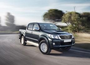Toyota incorpora novedades de equipamiento y de sistemas de seguridad en el Hilux