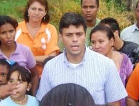 Leopoldo López asegura que el Gobierno viola sistemáticamente derechos humanos en el país