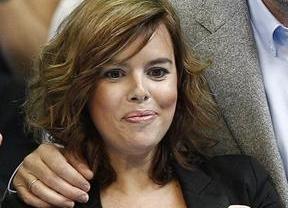 Soraya Saéz de Santamaría ya es madre y podrá celebrar las elecciones fuera del hospital