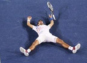Con problemas, sí, pero Djokovic se apunta a otra final: Nadal espera la revancha en Australia