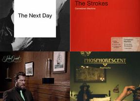 2013, un año que promete dejar una gran cosecha de discos
