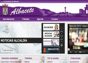 Los vecinos de Albacete podrán consultar los presupuestos en la web municipal