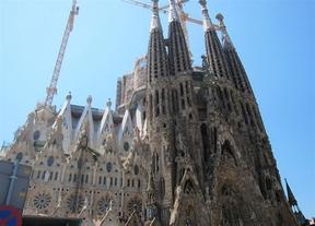 El final de las obras de La Sagrada Familia ya es una realidad... virtual