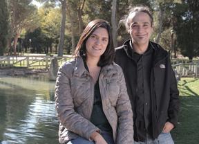 Marcos Pérez y Helena Cuartero: El 'handicap' de ahorrar agua en campos de golf y jardines