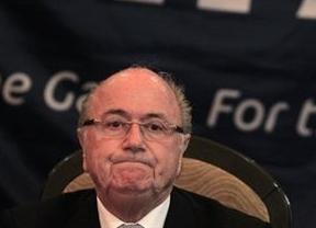 Blatter se traga sus palabras contra Ronaldo y lo felicita por su