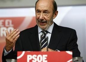 Rubalcaba dice que Rajoy