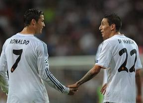 El Madrid cuenta con Ronaldo para la Supercopa pero casi dice adiós a Di María: