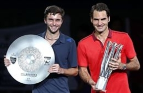 Cuerda para rato: Federer, a sus 33 años, conquista en Shanghai su 23º título de la ATP
