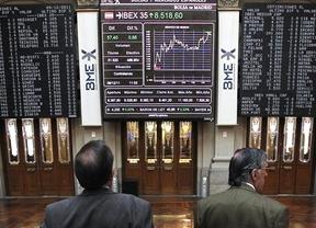 El Ibex recibe el discurso de Rajoy con una ligera subida 0,6%