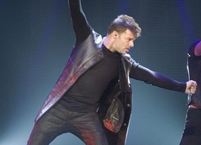 Ricky Martin se casará con su novio a finales de mes