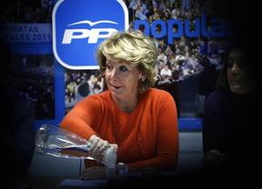 Choque de sensaciones entre Rajoy y Aguirre: el presidente dice que maneja sondeos optimistas y la 'lideresa' discrepa