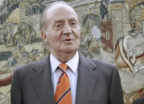 El rey apuesta que 'la Roja' se traerá la Copa a casa
