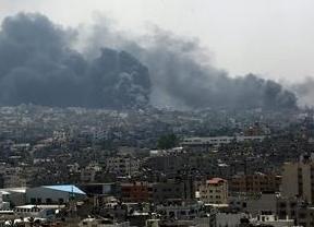 Mueren 23 palestinos en una nueva madrugada de ataques del Ejército israelí