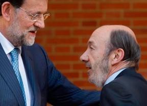 ¿Pacto de silencio Rajoy-Rubalcaba sobre la 'doctrina Parot'?