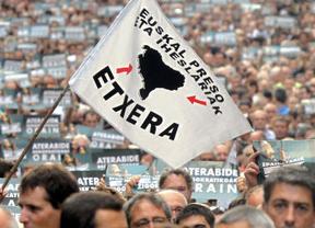 Más de 15.000 adhesiones a la marcha en Bilbao a favor de los presos de ETA