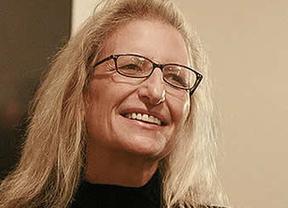 La fotógrafa Annie Leibovitz, Príncipe de Asturias de Comunicación y Humanidades