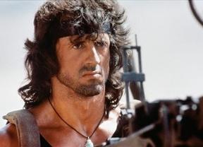 Stallone podría volver a ser Rambo en una serie de televisión
