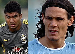 Los fichajes fantasmas y posibles de 'Real Mourinho': Casemiro y Cavani