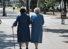 La pensión media de jubilación se sitúa en 775,44 euros