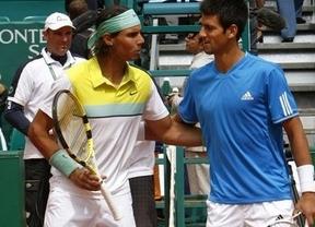 La vida y la lista de la ATP sigue igual: Nadal segundo muy lejos del líder Djokovic