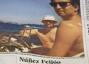'El País' sigue golpeando a Feijóo: su foto con el narco no fue ocasional