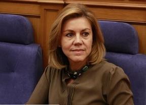 Cospedal ganó en 2013 un total de 51.092 euros netos