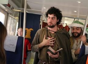 El Tren Medieval a Sigüenza inicia temporada el 25 de abril