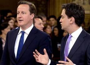 La campaña electoral británica toca a su fin con un empate técnico entre Cameron y Miliband