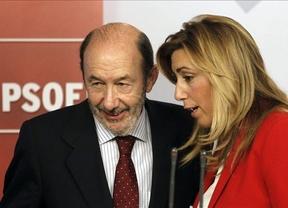 Susana Díaz se reunirá con Rajoy para abordar un pacto anticorrupción como si fuera ya 'lideresa de la oposición'