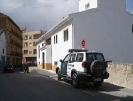 La Guardia Civil detiene a siete personas por delitos de robo en viviendas y establecimientos de Alhama