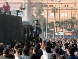 Cinco muertos tras dos días de protestas callejeras en Egipto