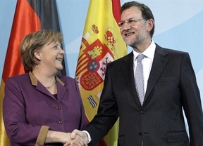 Rajoy y Merkel coinciden en algo... la construcción europea