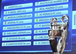 Sorteo Champions: el 'coco' del City para el Barça, más fácil para los madrileños: Leverkusen-Atlético y Schalke 04-Real