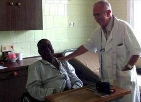 Miguel Pajares será tratado de ébola en un pabellón de aislamiento del Instituto Carlos III de Madrid