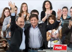 En Asturias ganaría el PSOE si PP y Foro descartan pactar para gobernar