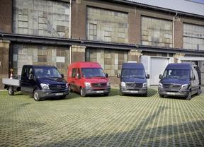 La furgoneta Sprinter de Mercedes-Benz ha dado nombre a toda una categoría de vehículos