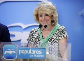 Aguirre carga contra Podemos, que